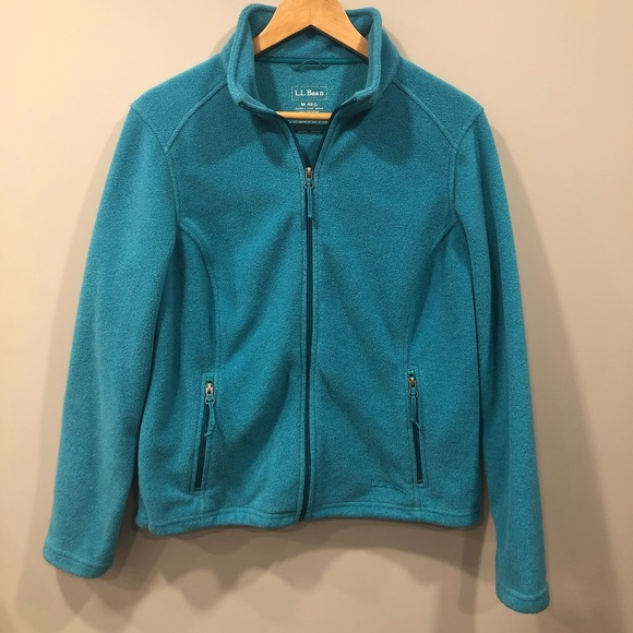 🌟 Two for $25 - L.L. Bean | Fleece Zip Jacket